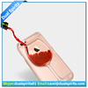 Red Wine Glass Beer Cocktail Moving 3D Liquid Phone Case for iPhone 6 Case oem