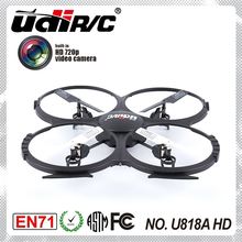 2.4G 6-axis gyro quadcopter with HD camera rc drone UFO toys