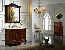 free standing luxury antique commercial bathroom vanities