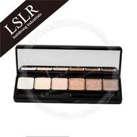 Professional Cosmetic Eye shadow High Quality 6 Color Eye shadow The Most Silky Smooth Eye shadow Powder