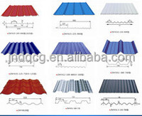 GI/hot-dip Galvanized Corrugated Steel Roofing Sheets for metal roof/roof tile