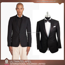 Slim Fit Blazer Jacket Office Uniform Design Manufacturer Blazers for Men