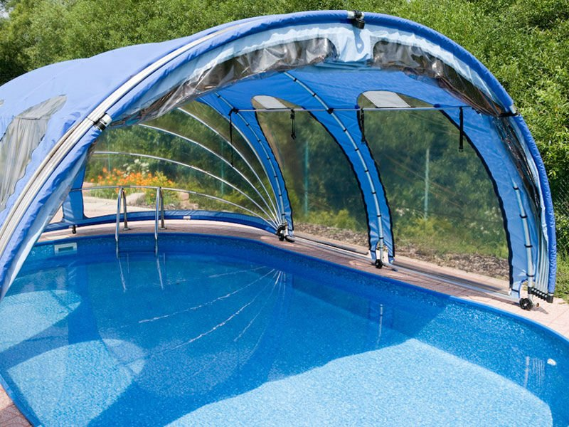 Pool On Roof Detail : Swimming pool mobile roof  m buy for