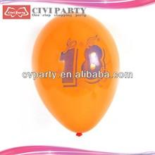 round ballon,birthday baloon,party balloon balloon party supplies