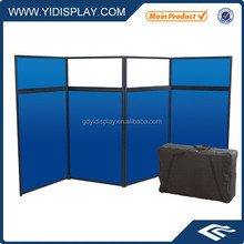 Exhibition Folding panel display stand