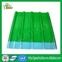 corrugated fiberglass lighting sheet/fiberglass corrugated sheet/frp roof sheet