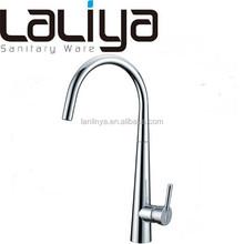 Modern design kitchen single lever sink faucet