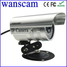 Email alarm ip camera outdoor perfect mini shape waterproof security equipment for outdoor use p2p easy view ip camera ir 20 m