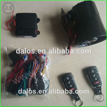 New car alarm auto security k9 one way car alarm system for south america and OEM market