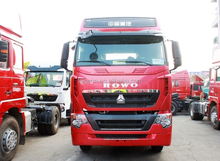 Good package Sinotruk howo T7H 360hp 6x2 towing vehicle/truck head
