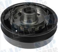 Harmonic Balancer Crankshaft Belt Drive Pulley for Buick Chevy Pontiac 3.8L V6