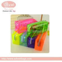 Transparent PVC Pencil Case, Pen Case, Clear Plastic Pencil Case