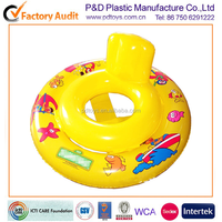 vinyl inflatable high quality swimming pool life ring for water