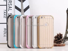 World-wild mobile case of TPU+PC material for iPhone 6/6 plus,factory design good quality case for iPhone6