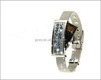 Crystal jewelry bracelet USB flash drive / Gift usb flash drive 2GB 4GB 8GB 16GB 32GB