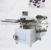 Model FQZ-I Square chocolate fold wrapping machine