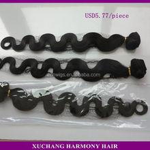 Body Wave synthetic pieces with good quality and cheap price