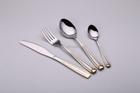 P 026 18 / 10 or 18 / 0 china stainless steel spoons and forks