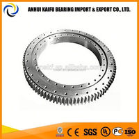 makes External teeth small slewing bearing 011.25.400