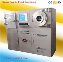LG0.2 pilot lyophilization machine for food, fruit, vegetables