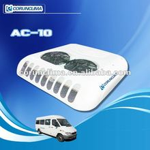 10kw minibus or van air conditioner system with brand spare parts