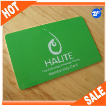 Brand new PVC 13.56mhz nfc membership card