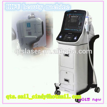 Improving the skin ,restore skin elasticity and facial wrinkles removal of hifu slimming machine