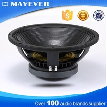 15TBX300 10mm/4inch coil 15 inch wholesale loudspeaker professional pa subwoofer with high quality for sale