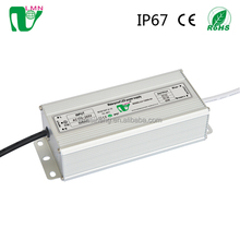 High power 12V 80W Constant Voltage waterproof LED driver with IP67