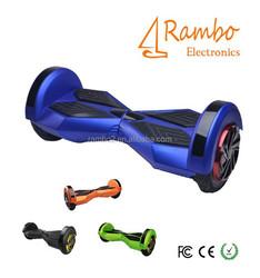 Rambo electric smart balance board self balancing board