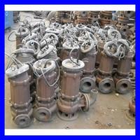 WQ type electric non-clog submersible sewage pump