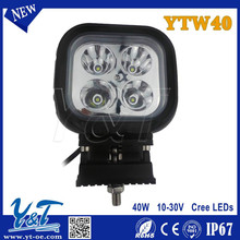 amber switch convertion 3600~3800lm car led driving light led construction working light unique car fog lamp