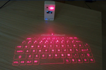 Newest design Magic Cube wireless Virtual laser keyboard with LED Screen bluetooth mouse for andriod tablet pc smartphone