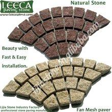 ventilatore forma prodotti di pietra del giardino
