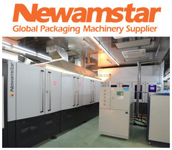 3-In-1 Filling Machinery Newamstar' Filling System