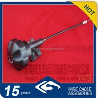 fitness equipment knob spinner wire cable for fitness car use/fittness equipments