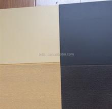 Beige embossed rubber sheet