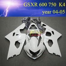 Injection Mold Fairing kit for SUZUKI GSXR600 750 K4 year 2004 2005