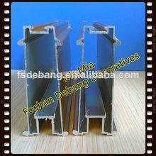 Alumínio porta artística, porta de alumínio frame, perfis de alumínio