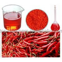 Factory supply 100% Natural Chili Pepper Extract capsicum oleoresin