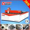 Economy Fiber Laser Cutting Machine for Metal Sheet / Tube