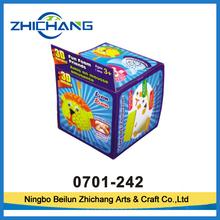 EVA 3D lion mosaics toys