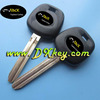 High quality Toy43 transponder key with G chip.with logo for toyota key toyota g chip key