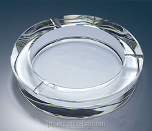 Fancy Modern Promotional Gifts Crystal Glass Cigar Ashtray