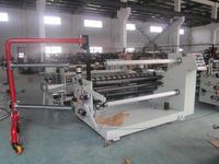 Insulation LDPE,PET Film Roll Slitting Rewinding Machine