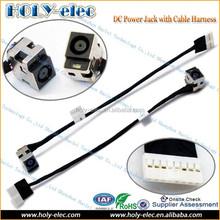 8 Pin 7 Wire TESTED DC Power In Jack for HP Compaq CQ62 CQ56 G62 OEM DD0AX6PB000(PJ202)