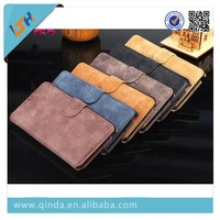 Newest! Hot Selling 2015 Newest Genuine leather Flip Leather Book Style Cover Case For Samsung Galaxy S6/S6 EDGE