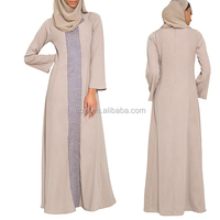 Alibaba OEM china supplier muslim long sleeve dubai latest abaya designs
