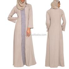Alibaba OEM china supplier muslim long sleeve dubai latest abaya designs