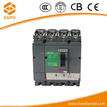 HOT SALE Sun power protection Approved solar system NSV CVS types of electrical 250a 4p MCCB plug-in type circuit breaker
